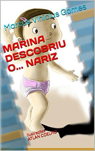 Amazon marina descobriu o nariz descobertas livro 2 nariz descobertas livro 2 portuguese edition fandeluxe Images