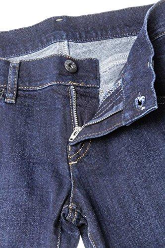 L30 Skinny Pantaloni Diesel Grupee Jeans Blu Scuro w84nB6
