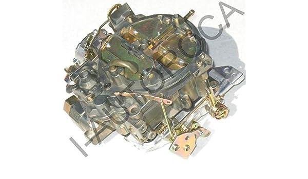 MARINE CARBURETOR ROCHESTER QUADRAJET MERCRUISER 454 7.4L V8 ENG ELECTRIC CHOKE
