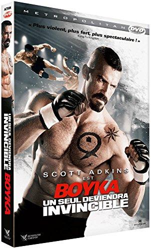 Un seul deviendra invincible : Boyka [Francia] [DVD]: Amazon ...
