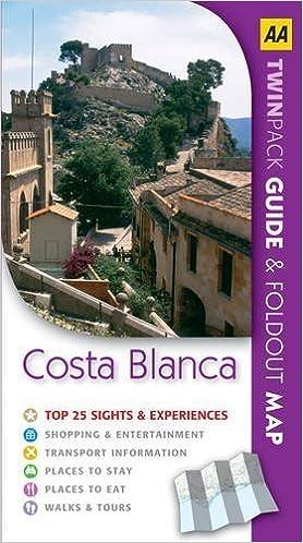 Costa Blanca (AA TwinPacks) by Alex Robinson (2010-01-02)