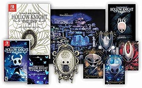 Hollow Knight - Collector Edition - Nintendo Switch: Amazon.es: Videojuegos
