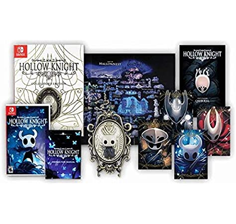 Hollow Knight - Collector Edition - Nintendo Switch: Amazon.es ...