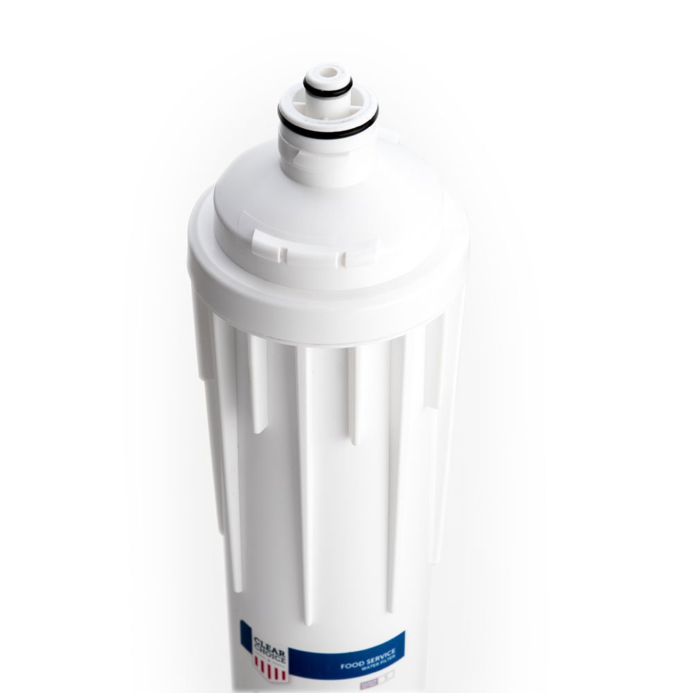 Clear Choice Ice Filtration System Replacement Cartridge for Everpure 4SI 7SI EV9606-01 EV9606-51 Also Compatible with Pentair 4SI 7SI EV9606-01 EV9606-51 2-Pack Scotsman APRC1-P