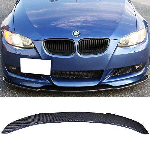 bmw 335i carbon fiber lip - 2