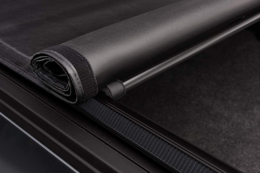 TruXedo 238101 TruXport Soft Roll-Up Dual Latch Tonneau Cover