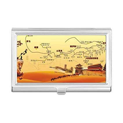 Amazon.com : Landmark Camel Desert Journey Silk Road Map ... on wedding maps, social media maps, wallpaper maps, business map maker, full page maps, business cards old world, envelope maps, tract maps,