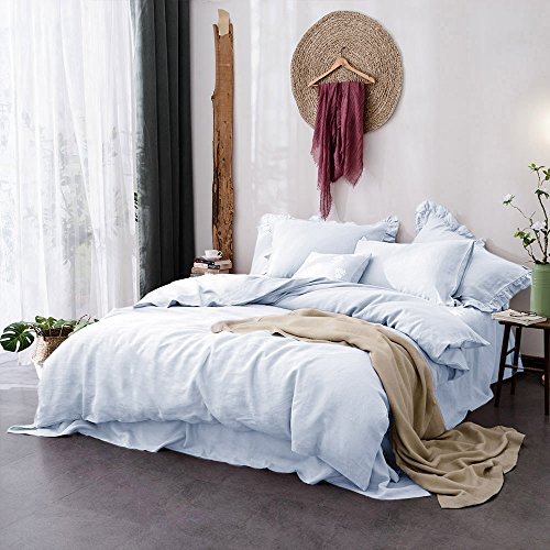 West elm king duvet cover