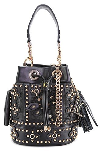 La Dragonfly Medio Black Carrie e 181 Secchiello Bag 150 zwzZx4qRr