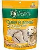 American Kennel Club Chew N' Bones Dog Treats – Cheese For Sale