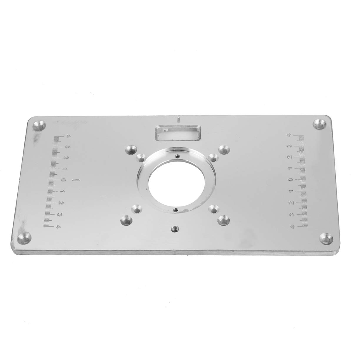 Useful Tools Router Table Insert Plate,Multifunctional Aluminium Alloy Router Table Insert Plate for Makita 700C Woodworking by MAOFU (Image #8)