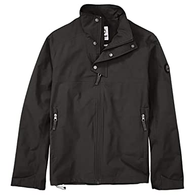 highly praised fashionable and attractive package choose official Timberland Men's MT. Crescent Waterproof Black Rain Jacket ...