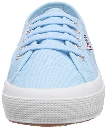 Mixte crystal Superga Basses Cotu Azul 2750 Sneakers Classic Sf68 Bleu Adulte FrF1xw