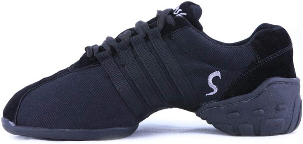 SWDZM Women's Dance Sneaker, Breathable