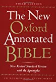 The New Oxford Annotated Bible, New Revised Standard Version with the Apocrypha, Third Edition (Hardcover 9700A)