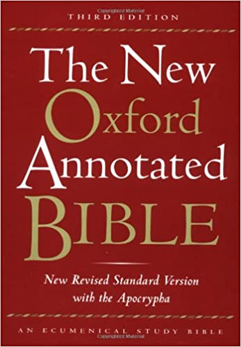 NEW OXFORD ANNOTATED BIBLE PDF DOWNLOAD