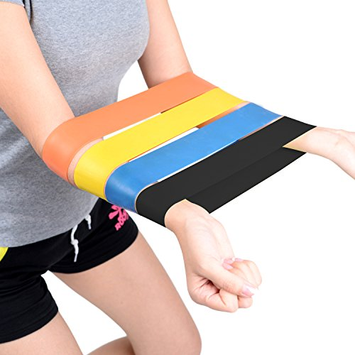 Vitalismo Exercise Bands Set Of 4