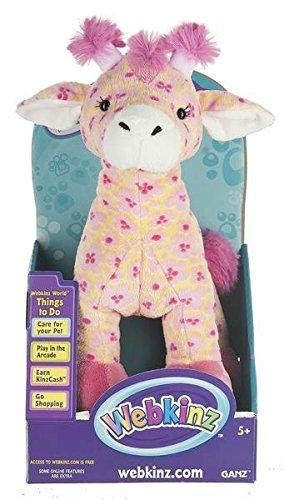 (Webkinz Blossom Giraffe in Box)