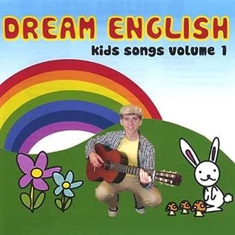 Dream English Kids Songs Volume 1 de Matt Richelson en
