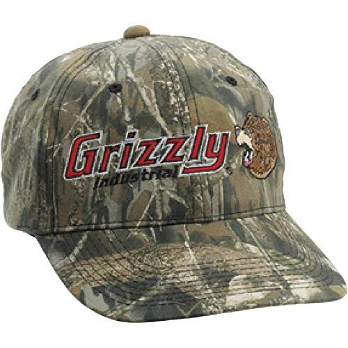Grizzly H2449 - Camo Hat ()