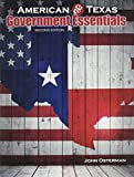 American and Texas Government Essentials, Osterman, John, 1465247300