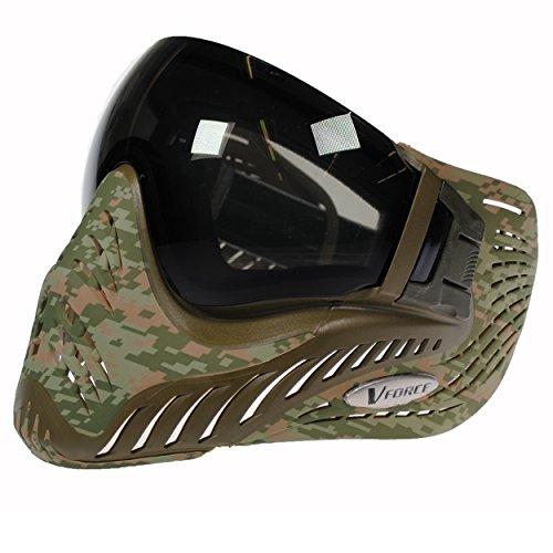 V-FORCE Profiler Thermal Lense Paintball Mask / Goggles - SE ()