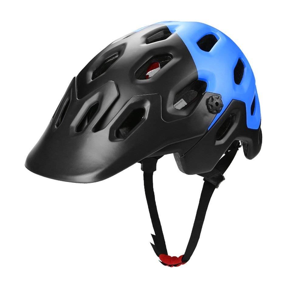 CGH-helmet 女性の男性のための取り外し可能な磁気ゴーグルバイザーシールド付き自転車バイクヘルメット、サイクリングマウンテン&ロード自転車ヘルメット調節可能な大人の安全保護と通気性 B07Q4CPDLW  Style F