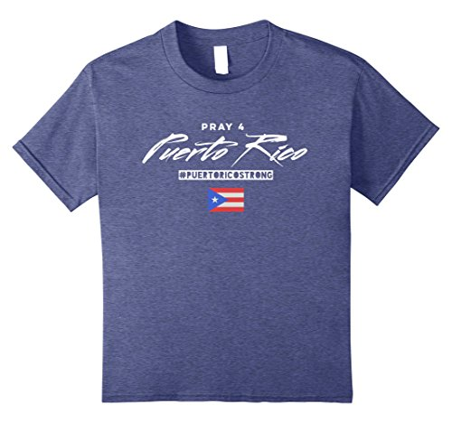 Pray-for-Puerto-Rico-Tshirt