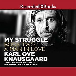 A Man in Love Hörbuch