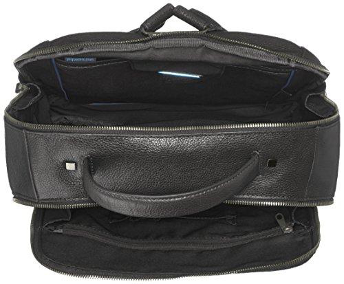 Zaino Porta Pc e Porta iPad®Air/Pro 9,7 | Piquadro Kolyma | CA3981S85-Nero