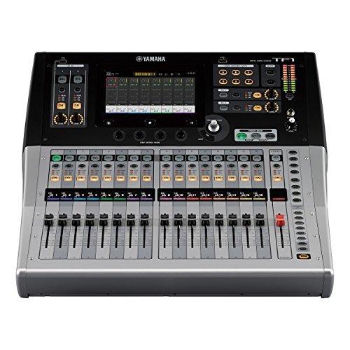 40 Channel 8 Bus (Yamaha TF1 16 Channel Digital Mixer)