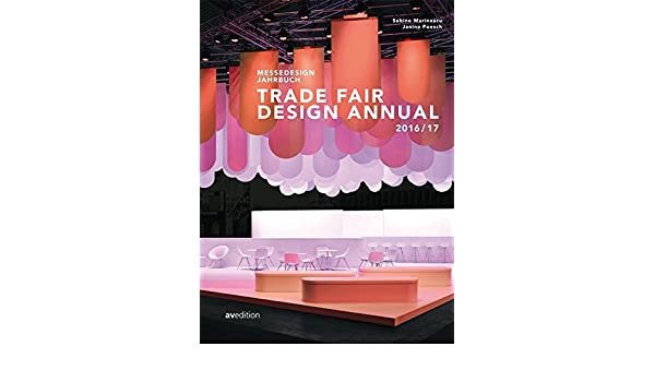 Amazoncom Trade Fair Design Annual 20162017 English And German