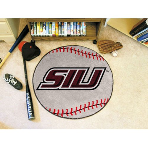 Illinois University Baseball Rug (Southern Illinois University Baseball Rug)