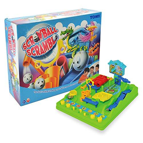TOMY Screwball Scramble Games for Kids