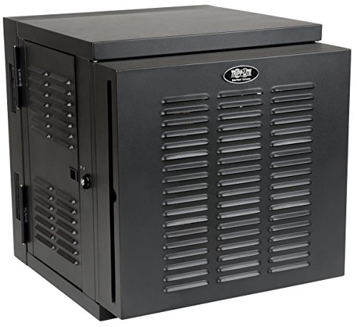 Wall Nema 12 Mount - Tripp Lite 12U Wall Mount Rack Enclosure Server Cabinet, Hinged, 20.5