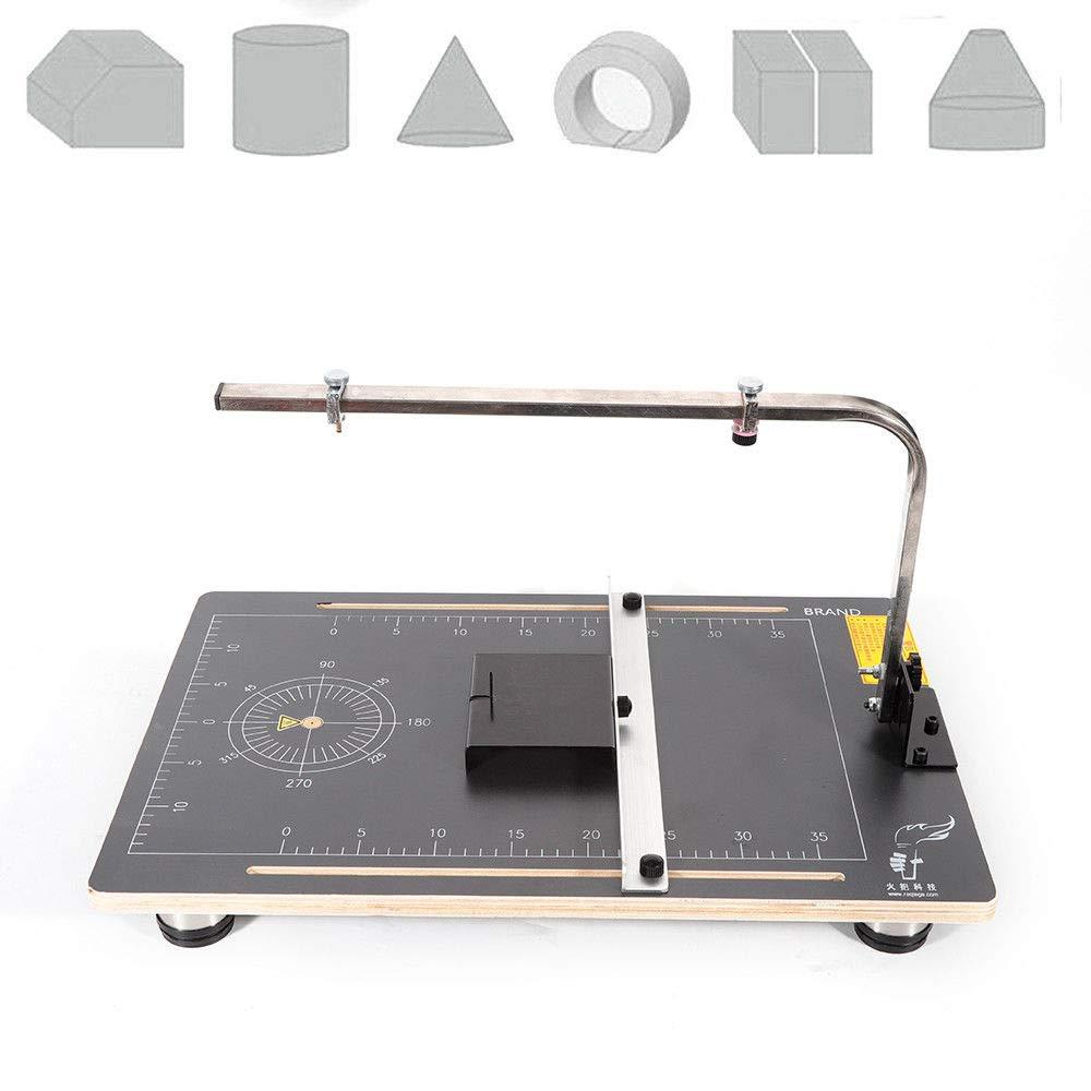 Table Foam Cutter, TBVECHI Foam Cutting Machine ulti-Purpose Board Hot Wire Styrofoam Cutter Working Table by TBvechi (Image #2)