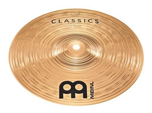 Meinl Cymbals C12S Classics 12-Inch Traditional Splash Cymbal (VIDEO)