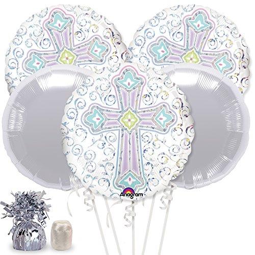 Religious Party Balloon Bouquet Kit
