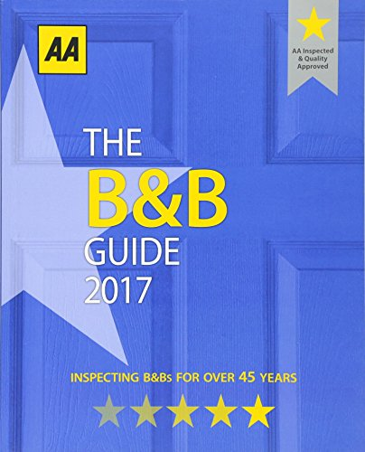 The B&B Guide 2017 (AA Lifestyle Guides)...