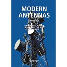 Modern Antennas by S. Drabowitch (2010-02-19)