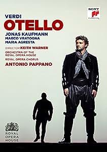VERDI: OTELLO (DVD)