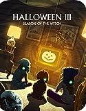 Halloween III: Season Of The Witch [Limited Edition Steelbook] [Blu-ray]