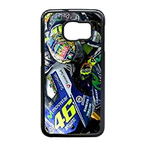 Valentino Rossi 46 For Samsung Galaxy S6 Edge Custom Cell Phone Case Cover 99II909664