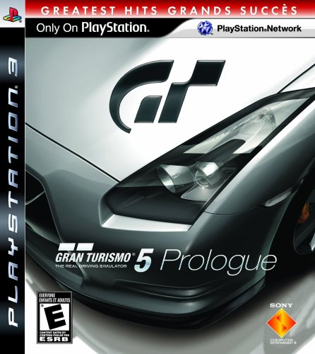 Gran Turismo 5 Prologue - Delivery Time First Class International