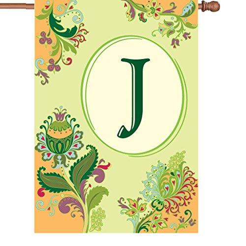 Scribe Costume (Premier Kites 52369 Spring Monogram House Flag, Letter J, 28-Inch)