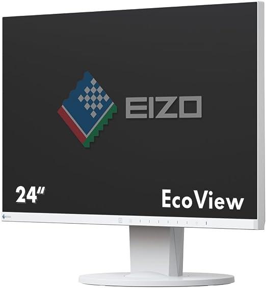 Eizo Flexscan Ev2450 Wt 60 4 Cm Ultra Slim Monitor Computer Zubehör