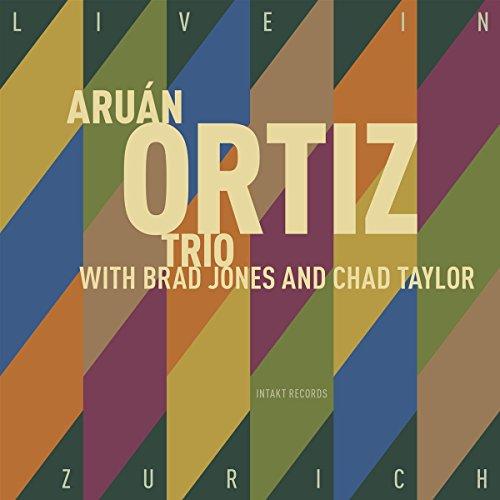 CD : ARUAN ORTIZ - Live In Zurich (CD)