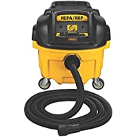 DEWALT DWV010 HEPA Dust Extractor with Automatic Filter Cleaning, 8-Gallon