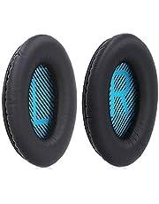 MMOBIEL Oorkussens Earpads Compatibel met Bose Quietcomfort (zwart) Koptelefoon