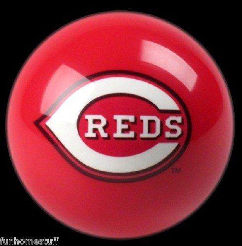 Cincinnati Reds Billiard Balls Reds Pool Balls Reds